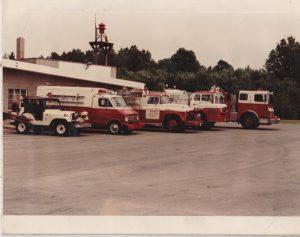 Jackson Fire Apparatus 1978