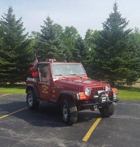 JFD Jeep 63