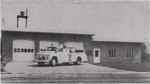 Original Station and Engine